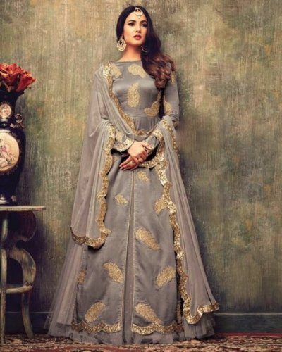 35dcc1335 Get in on the Latest Trend of Wearing Jackets with Lehengas: 10 of the Most  Sought After Lehengas with Long ...