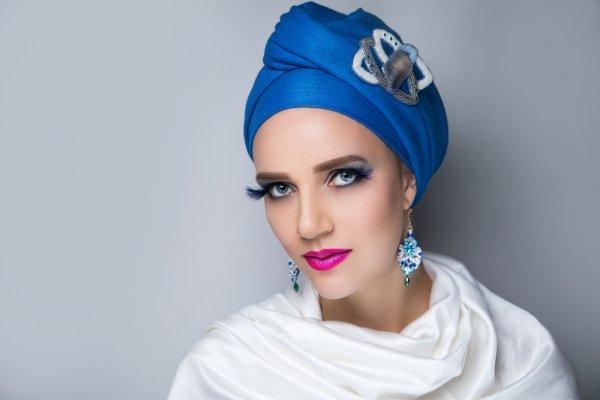 Cantik dengan 10 Perhiasan Jilbab untuk Kamu para Hijaber yang Ngehits