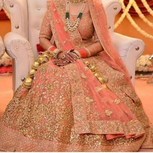 Let's Rock the Show with Stylish Gotedar Lehengas! 9 Mesmerizing Gotedar Lehengas Plus 3 Stunning Gota Patti Laces to Take Your Lehenga to the Next Level (2019)