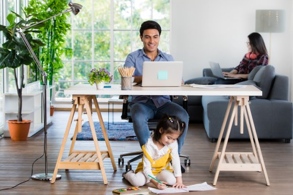 Stay Focussed While Working from Home: 10 Work from Home Must-Have Office Essentials to Make Your Home Office More Productive (2021)