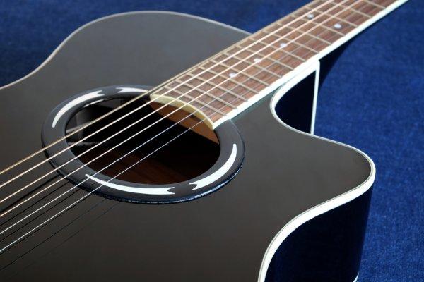 Hobi Main Gitar? Ini 10  Rekomendasi Gitar Semi Elektrik Termurah untuk Kamu