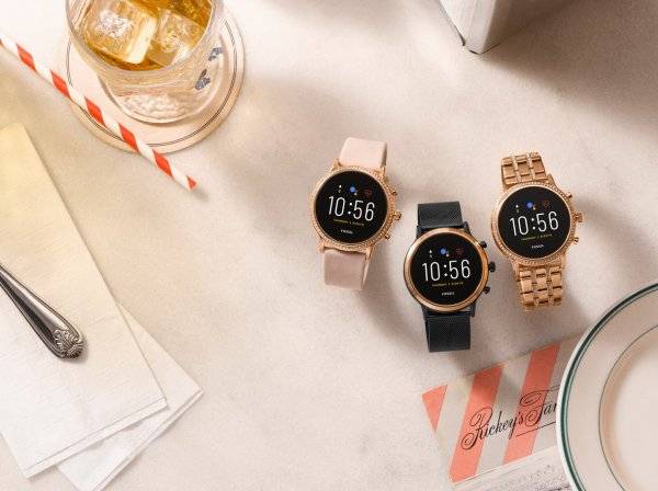 FOSSIL Meluncurkan Generasi Smartwatch Terbaru - GEN 5