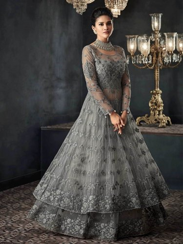10 Drop-Dead Gorgeous Indo-Western Lehengas Just for You (2019)!