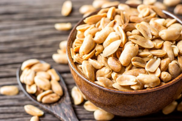 Ngemil Sehat dengan 10 Rekomendasi Snack Kacang Rekomendasi BP-Guide