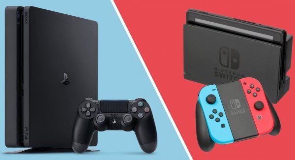 Nintendo Switch vs PS4: Which One Should You Choose This Summer?
