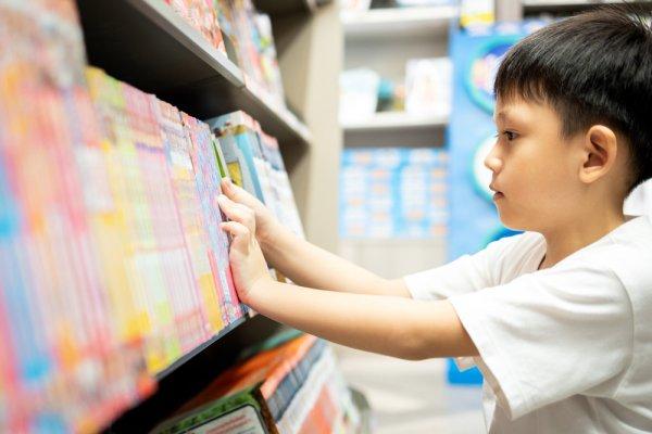 10 Rekomendasi Komik Pendidikan yang Cocok dalam Melatih Cara Anak Membaca (2021)