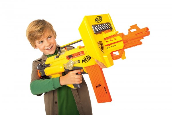Kids Love Nerf Guns! Make Them Go Wild with Happiness at Your Next Kiddy Party with These 10 Nerf Party Favours (2019)