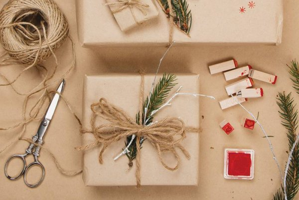Can't Figure out How to Wrap You Gift without a Wrapping Paper? Fret Not, Read on for Ideas to Wrap Your Gift without a Wrapping Paper in 2021