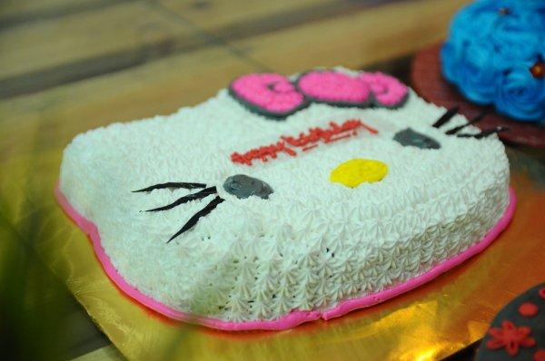4+ Inspirasi Kue Ulang Tahun Hello Kitty yang Bisa Kamu Buat Sendiri untuk Anak Perempuan Kamu(2017)