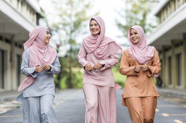 Intip Inspirasi 8 Padu Padan Busana Hijab Kasual Dan Tutorial Hijab