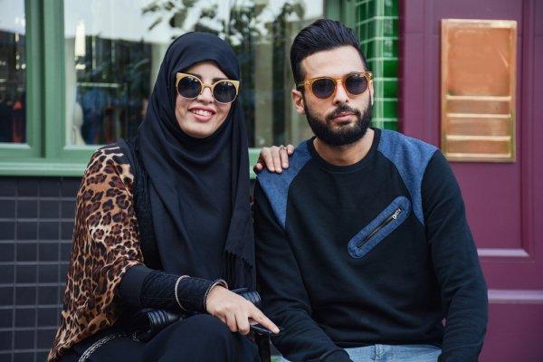 5+ Pilihan Baju Couple Keluarga Muslim Terbaru