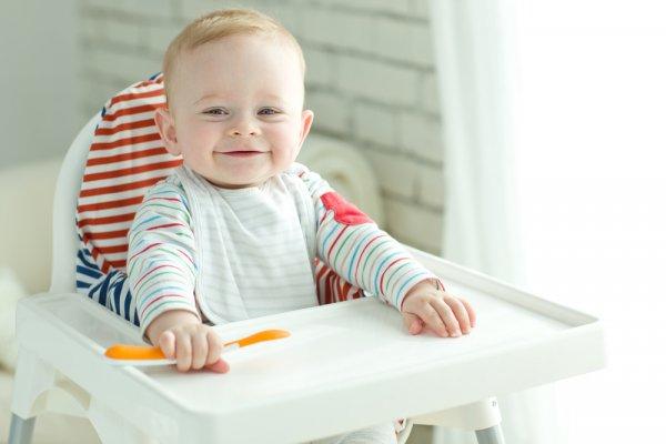 10 Rekomendasi Kursi Makan Bayi Ini Membantu Bayi untuk Belajar Makan Sendiri (2019)