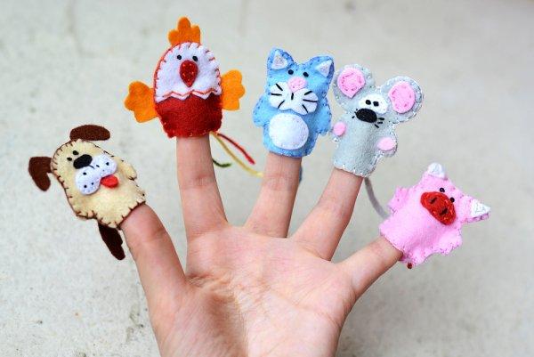 Meningkatkan Kemampuan Otak Anak Dengan Boneka Tangan Beserta 8