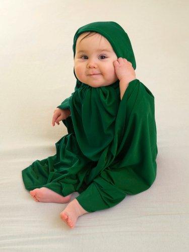 7 Rekomendasi Baju Muslim Bayi Dibawah 1 Tahun Yang Akan Membuat