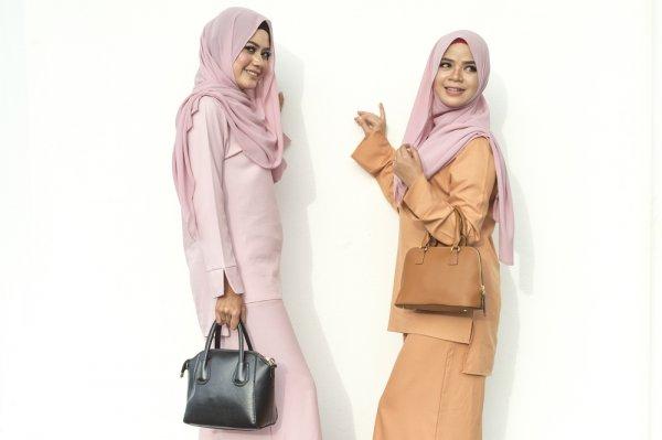 7 Style Gaun Hijab yang Membuat Anda Terlihat Lebih Modis