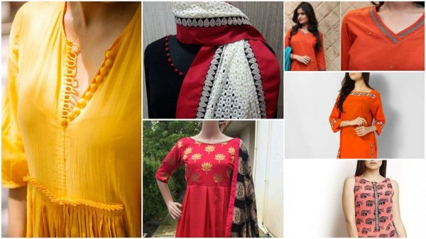 10 Interesting Kurti Front Neck Designs to Brighten up Your Look! And a Look at How the Kurti Evolved Into the Beloved Garment it is Today (2020)