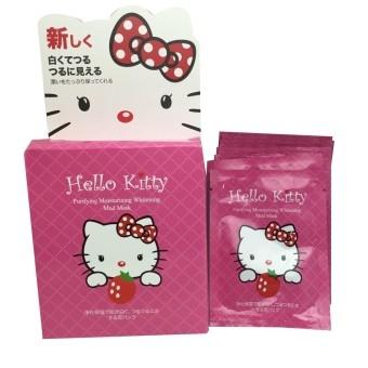 Tak Hanya Imut, Ini 3 Kandungan dan 4 Manfaat Masker Hello Kitty yang Harus Kamu Tahu!