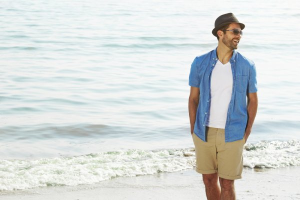 Libur Telah Tiba, Ini 10 Rekomendasi Outfit Pria yang Mendukungmu Tampil Kece Saat ke Pantai (2019)