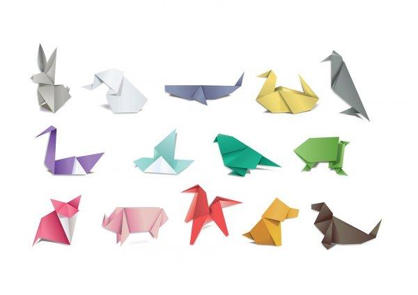 Yuk, Buat 7 Hiasan Lucu dan Unik untuk Dinding dari Kertas Origami
