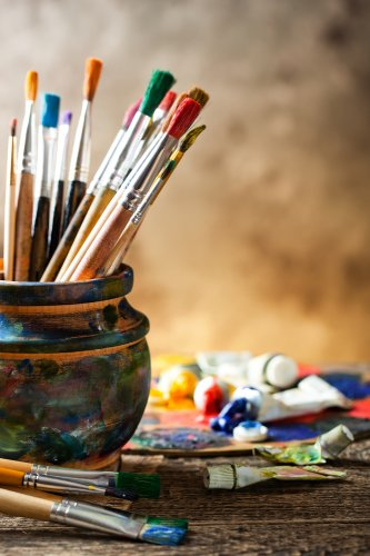 10 Best Paintbrushes for Watercolor That Will Inspire Your Creativity and Reward You with a Superior Painting Experience (2021)