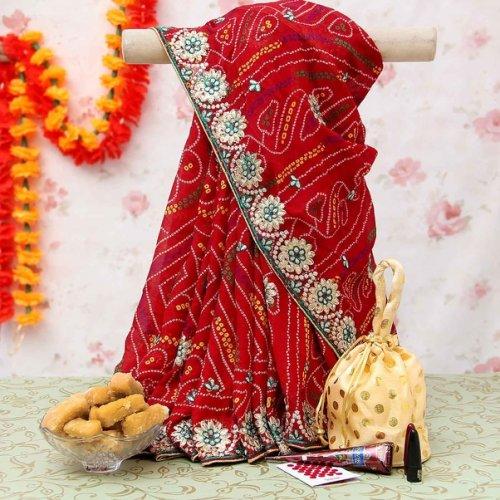 करवा चौथ पर उपहार के माध्यम से पत्नी के प्रति अपने प्रेम को दर्शाये: 10 हार्दिक उपहार जो आपकी पत्नी के लिए पूरी तरह से उपयुक्त होगा (2019)