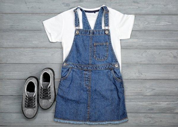 Padu Padan Rok Overall Kekinian Dan 10 Koleksi Overall Skirt Yang