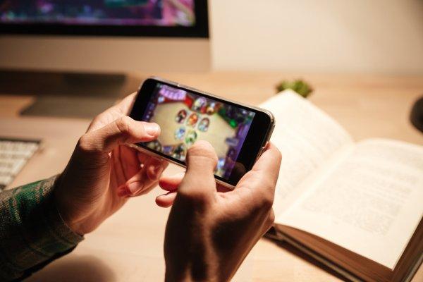 10 Rekomendasi Handphone untuk para Gamer
