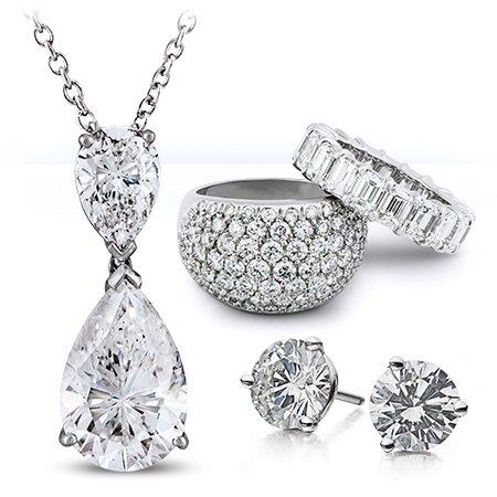 Tampil Anggun dan Glamor dengan 10+ Perhiasan Berlian, Bikin Penampilan Kamu Jadi Makin Stunning