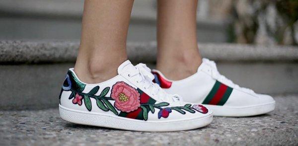 10 Sneakers Unik Merek Gucci dengan Harga Selangit dan Berkualitas Tinggi 720d729604
