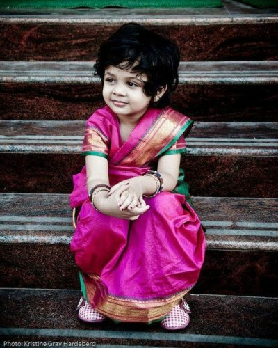 Find the Cutest Sarees for Your Little One: A Guide to Buying Sarees for Kids and 10 Sarees You'll Love on Her (2019)