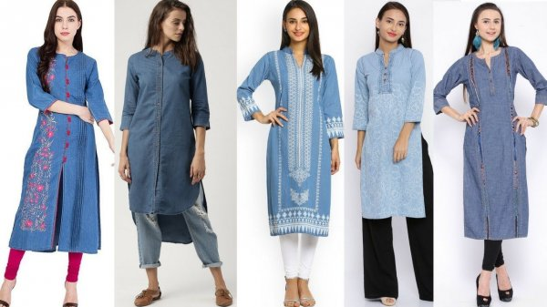 Love Wearing Kurtis with Jeans? Then Put Away Those Tired Kurtis You've Worn a Hundred Times and Try These 10 New, Stylish and Super Affordable Ones!