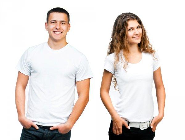 10 Pilihan Baju Polos Putih untuk Pria dan Wanita yang Ingin Tampil Bersih dan Simpel (2018)