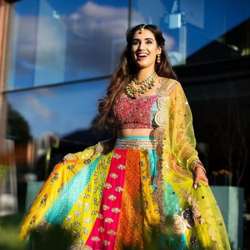 Check Out the 10 Latest Lehenga Designs Available Online That You Can Save for the Upcoming Wedding Season! From Fusion to the Classics, We've Got Everything Covered