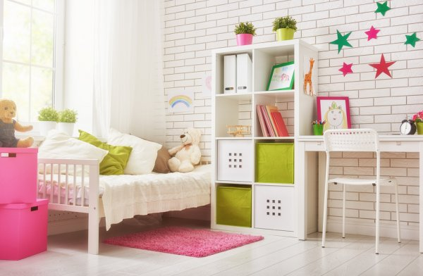 7 Ide Interior Kamar yang Unik agar Anak Semakin Betah Berada di Dalamnya