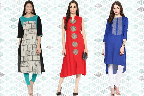 Save Some Cash and Buy Your Favourite Kurtis on Sale! Top Summer Kurti Designs and Where to Buy Them Cheap Online (2019)