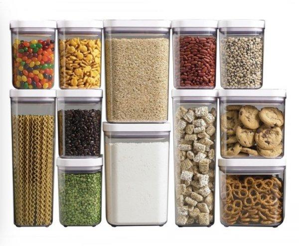 आपकी रसोई में खाद्य सामग्री को सुरक्षित और व्यवस्थित बनाने के लिए 10 सर्वश्रेष्ठ खाद्य बरतन की सूची  ,साथ ही उपयुक्त युक्तियाँ खाद्य कंटेनर चुनने के लिए ।(2020)