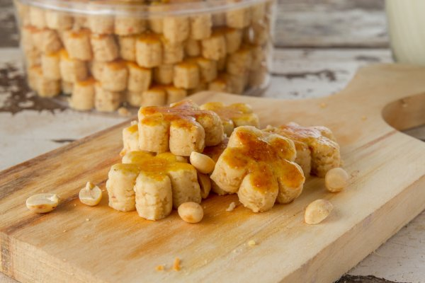 Sambut Lebaran dengan 10 Rekomendasi Kue Kacang nan Lezat Ini (2021)