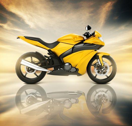 Bosan Sama Motor dengan Warna Itu-itu Saja? 9 Rekomendasi Motor Warna Kuning Cerah Ini Oke Banget untuk Dikendarai (2018)