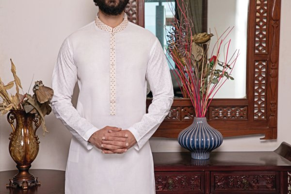 Don't Just Throw on the First Kurta You See, Make an Elegant Style Statement: The Most Elegant Formal Kurtas for Office Wear (2020)