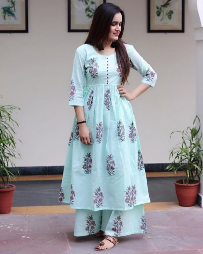 Yoke Pattern Designs for 2020: Check 10 Yoke Patterned Kurti Designs and Choose the One That Speaks to You!