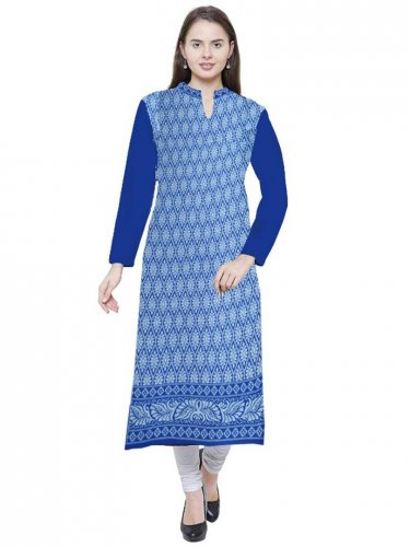 Are You Looking for Comfortable Yet Fashionable Woolen Kurtis to Keep You Warm This Winter? Here Are Some of the Best Available Online!