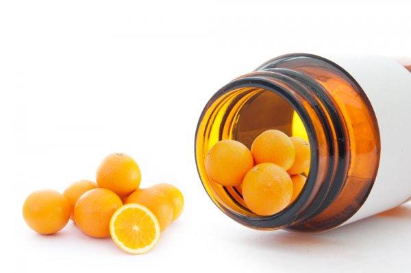 Hasil gambar untuk Dosis vitamin C tinggi dari suplemen manis