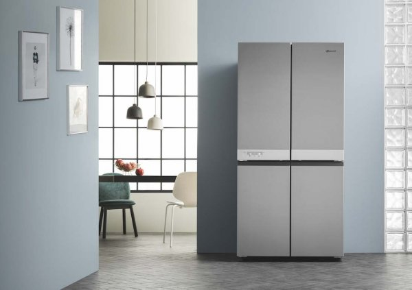 Mewah dan Modern, 10 Rekomendasi Kulkas 4 Pintu Ini Cocok untuk Anda yang Memiliki Keluarga Besar! (2020)