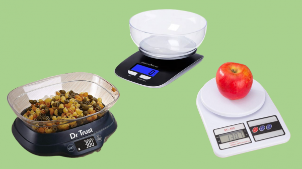 Have a Passion for Baking? Get a Kitchen Weighing Scale and Never go Wrong on the Proportions! Here are the 10 Best Digital Kitchen Scales for Preparing Accurate Meal (2020)