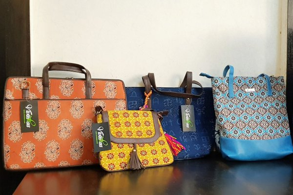 This Festive Season, Shop Mindfully with Vivinkaa's Truly Indian Cruelty-Free Handbags (2021)