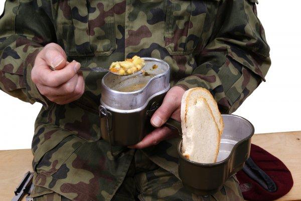 Terungkap, 19 Makanan Militer Terbaik di Dunia