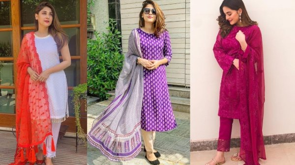 Latest Kurti Patterns You Must Have in Your Wardrobe in 2020!