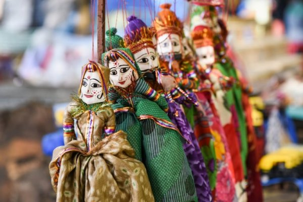 Being an Indian, It's Like a Treat for Us Celebrating Any Festival((2019): Try These Great Garba Decoration Idea for This Navratri and Rejoice the Nine Nights!