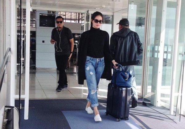 10 Rekomendasi Airport Fashion yang Nyaman untuk Menemani Perjalananmu (2019)