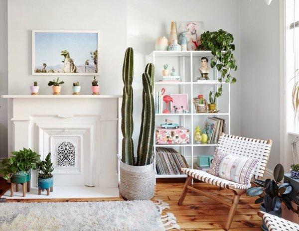 Bikin Rumah Semakin Cozy dengan 10 Rak Pot Bunga Minimalis dan Unik yang jadi Favorit Para Wanita (2020)